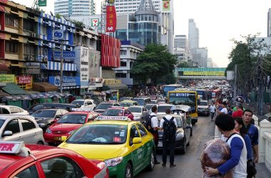What To Do If You Are Involved In A Car Accident In Thailand